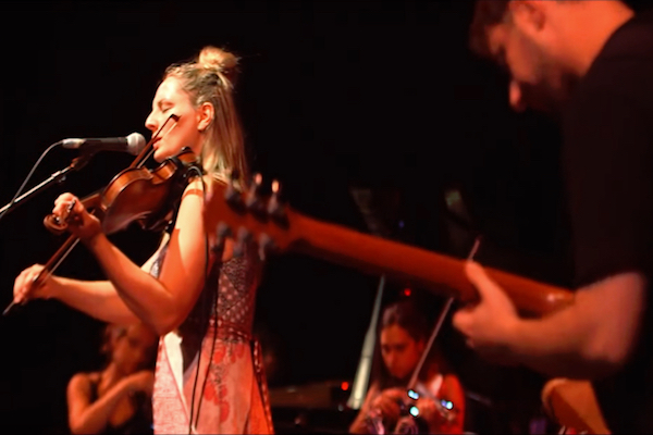 Live at Manchester Jazz Festival